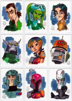 Star Wars Rebels by Chad73