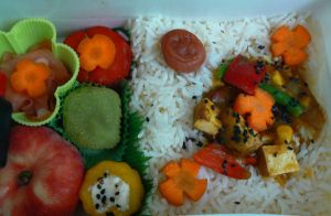 3. Bento by chaosqueen122