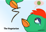 The Vegetarian by grrimmi