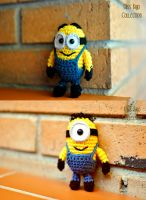 Minions by MissBajoCollection