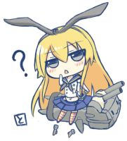 Chibi Shimakaze by towamin