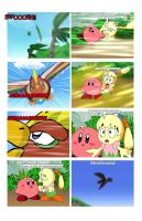 Kirby WoA Page 140 by KingAsylus91