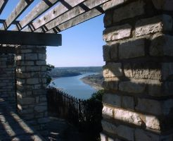 morning at mount bonnell by curlyroller