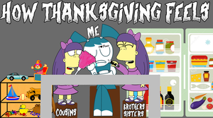 How Thanksgiving feels by X-Jenny-9