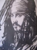 jack sparrow by mymyjames