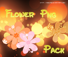 Flower Png Pack by Hibiki98