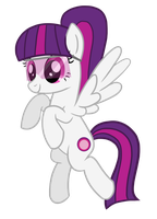 MLP Merch mascot: Amy by Ilona-the-Sinister