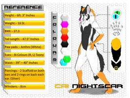 Cai Nightscar's Reference, Page. 1 by Cai-Nightscar