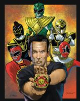 Power Rangers Tommy by MarkPoulton