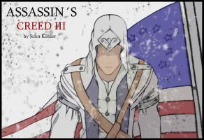 Assassins Creed III by Ryuuk92