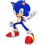 SONIC FORCES Render: Collab with TBSF by InfiniteDXI