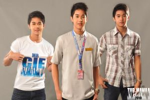 mr cie 2010, mr and ms tup by cheenie