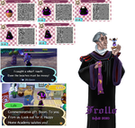 Frollo QR set by CollinWing