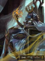 Bastet Level 4 by Concept-Art-House