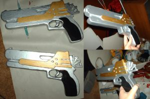 Yuna Guns by sizzing