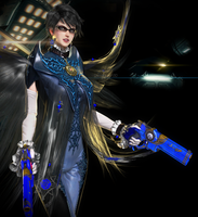 Bayonetta 2 by DemonLeon3D