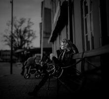 Waiting.. by qwstarplayer