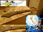 Commission Sailor Uranus Sword by AJAngelique
