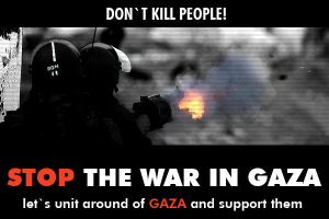 SUPPORT GAZA by NamfloW