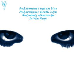 Everyones Eyes Are Blue by JCADDICTION