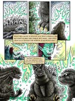 Godzilla: Kings and Brothers, Page #4 by kaijukid