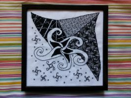 Zentangle by Rae18