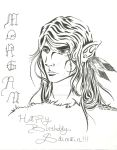 Saimain Birthday 2015 by Fantasized-Teravan