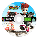Tales Runner Game-Fi Disk Design by LevelInfinitum