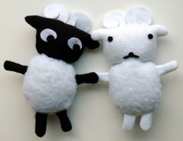 Sheep Love. by AlchemyOtaku17