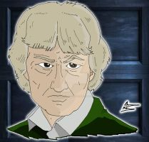 Third Doctor by OptimumBuster