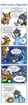 How to Be a Vaporeon by KawaiiOverdose