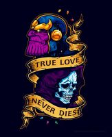True Love Never Dies by Winter-artwork