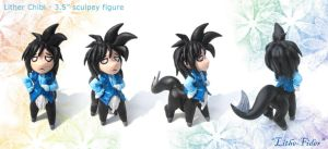 Chibi fig. turnaround - Lither by Lithe-Fider