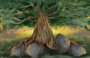 PT - Mother Tree by MissSporkbutt