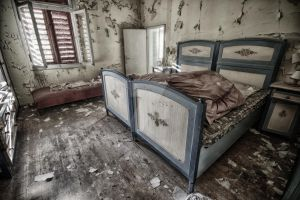 bedroom... by FatmeBondage