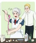 APH: Prussia the housewife xD by carichan