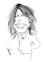 Steven Tyler by manohead