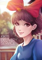 Kiki's Delivery Service by magion02