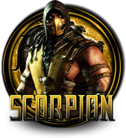 Scorpion MKX by xDarkArchangel