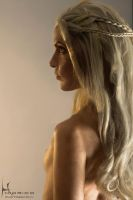 Daenerys Targaryen - A Song of Ice and Fire by Hidrico