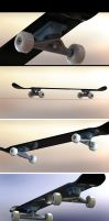 Skateboard design by AdrianGPhotography
