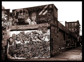 Industrial Murals by magikfoto