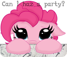 Can Pinkie Haz? by iPandacakes