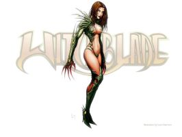 Witchblade by Luis-Guerrero