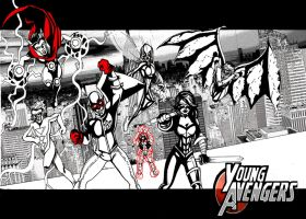 Young Avengers Return by theyallfalldown