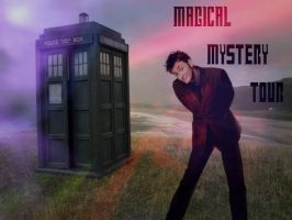 Magical Mystery Tour by triskeleanna