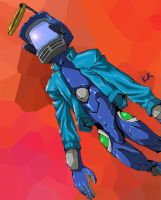 Canti to my eyes by KJizzle