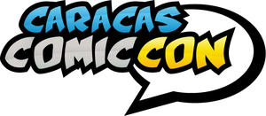 Logo Caracas Comic Con by MPaolillo