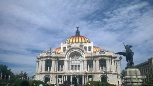 Bellas Artes (CDMX) by ChicoFondo