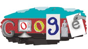 doodle for google by android272